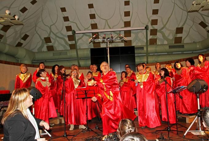 coro Happy cors ad Aprica