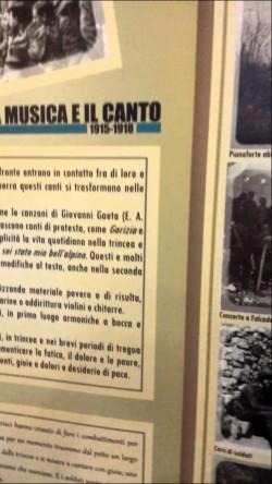 Successo della mostra sul centenario della Prima Guerra Mondiale a Ponte di Legno. VIDEO