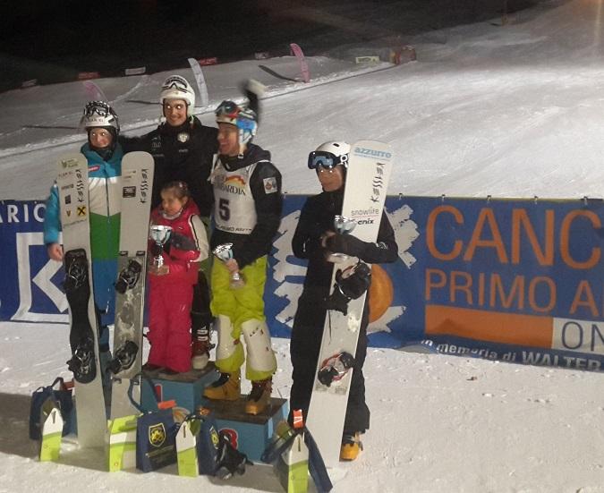 Bormolini snowboard 1