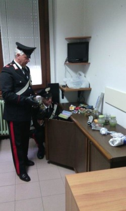 carabinieri cocaina