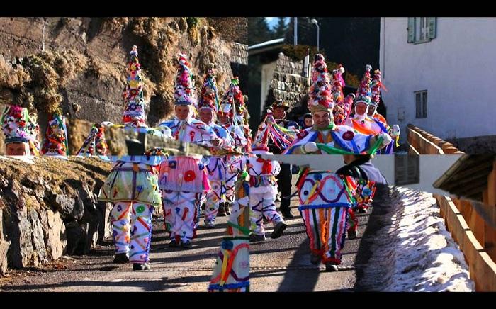 carnavale Matoci Valfloriana