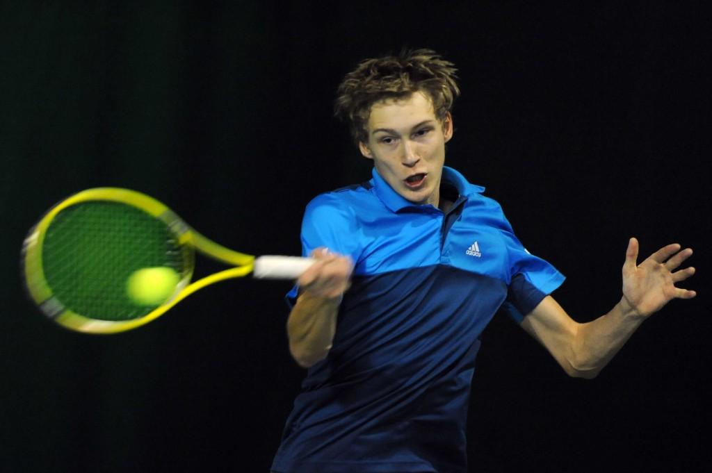 ITF Futures Sondrio 2015 - Lootsma Niels (NED)