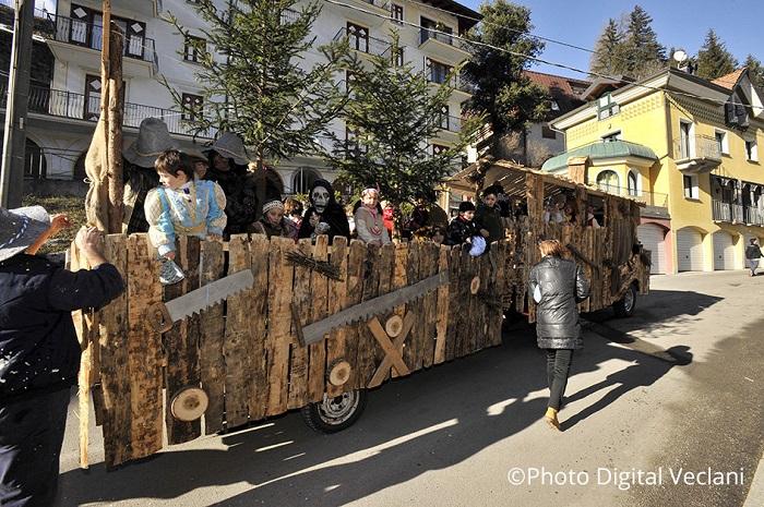 sfilata carnevale Ponte di legno 2