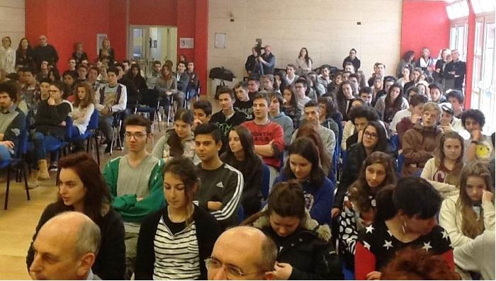studenti professioni Trento