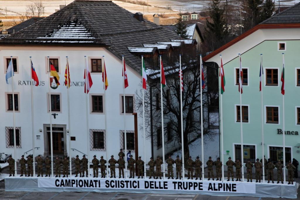 truppe alpine giochi
