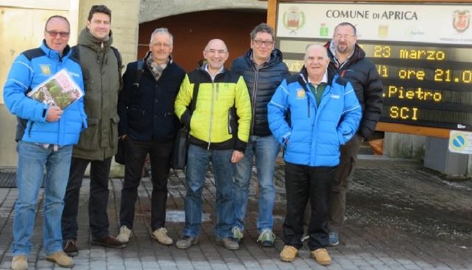 Aprica - gruppo lavoro gran fondo ciclismo 1