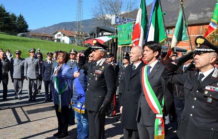 Breno Cerimonia carabinieri 2