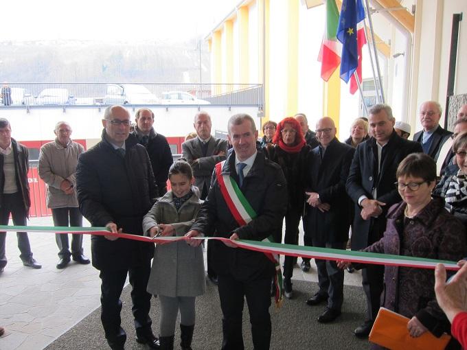 Inaugurazione Denno 1