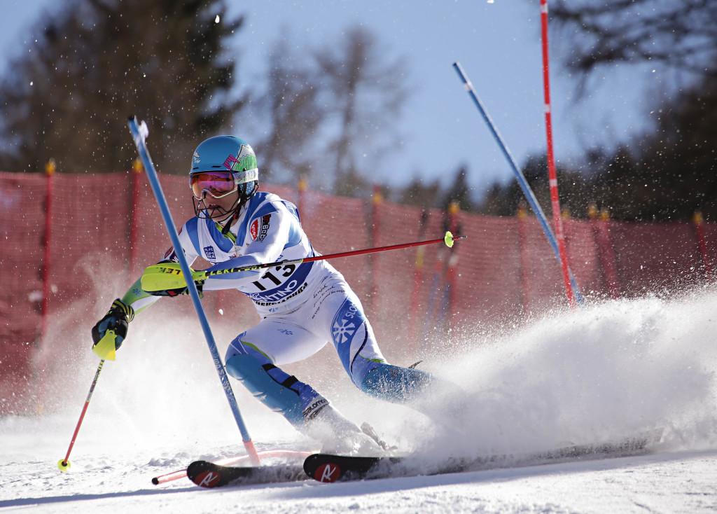 Pascinski sci alpino slalom topolino