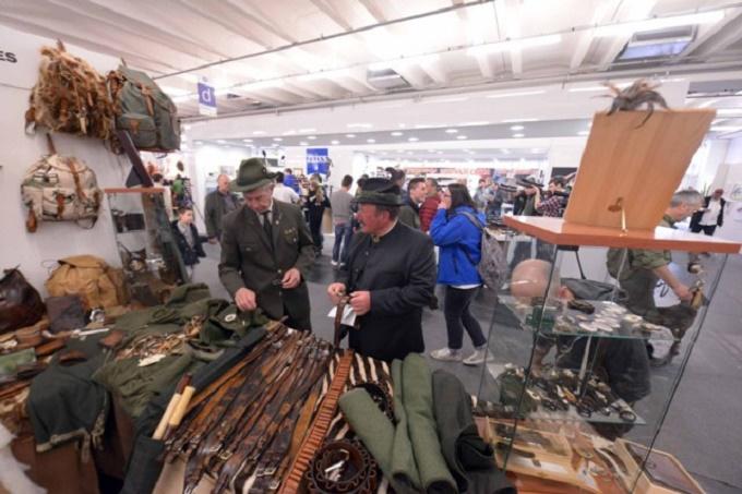 Riva del Garda Expo caccia