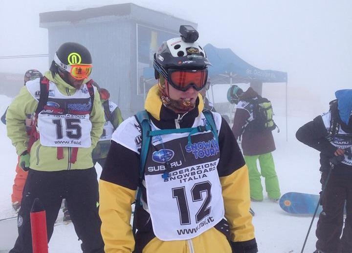 Snowbard Passo Tonale