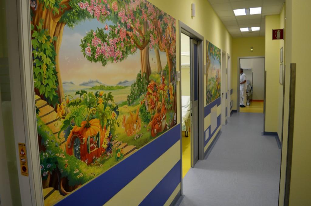 day ospital pediatria ospedale