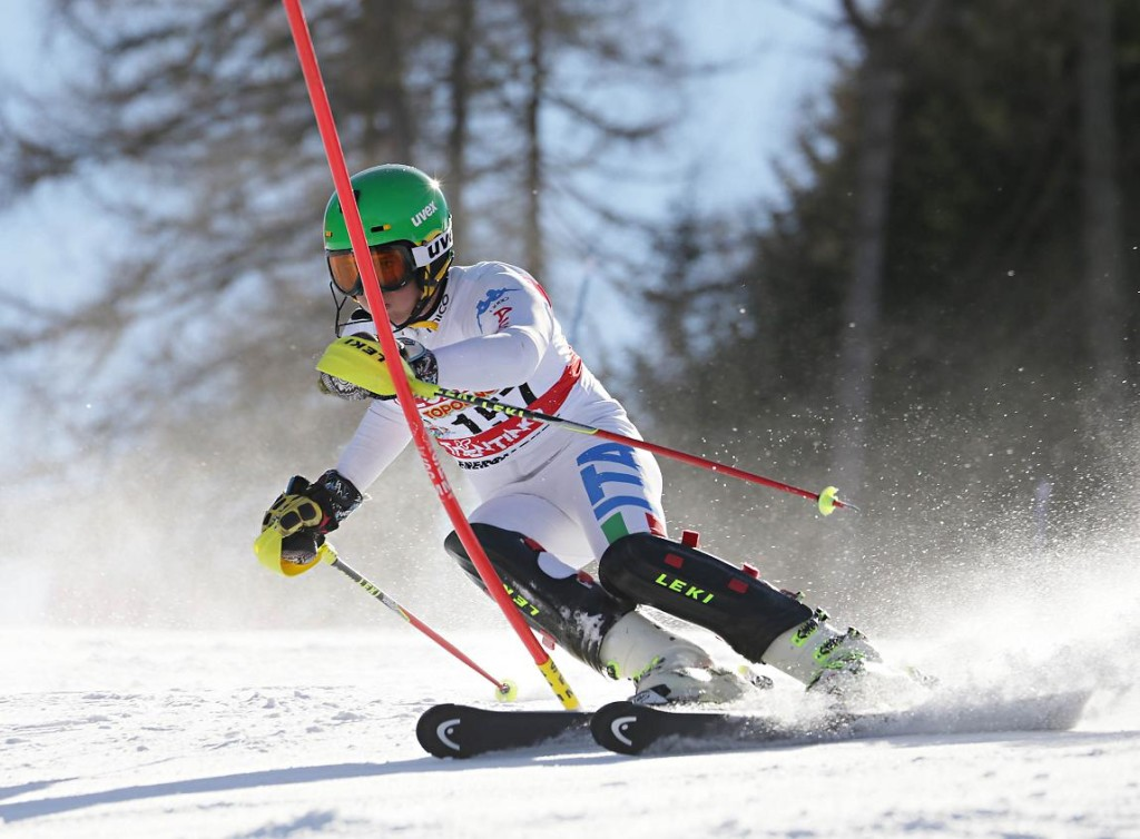 franzoni sci alpino slalom speciale folgaria