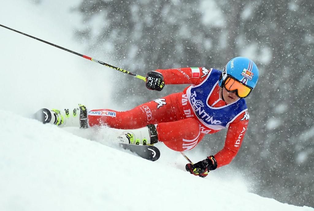 laura pirovano gigante sci alpino