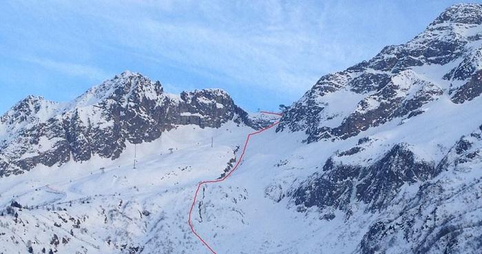 snowboard Coppa Italia Passo Tonale