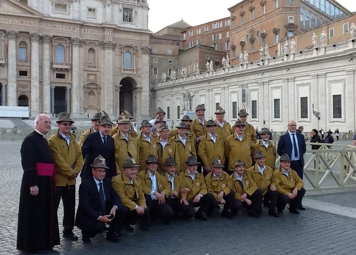 Alpini 1 a Roma
