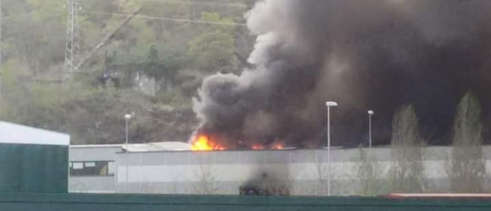 Incendio Sl Cedegolo