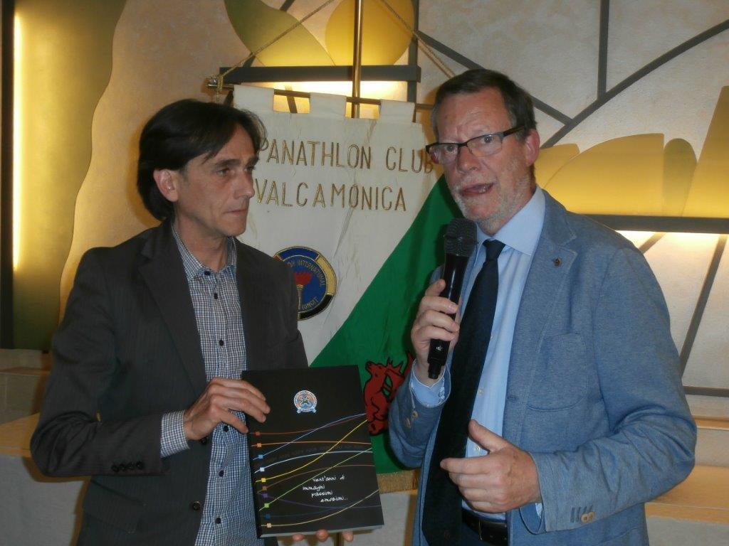 Roberto Gheza e Gianni Poli