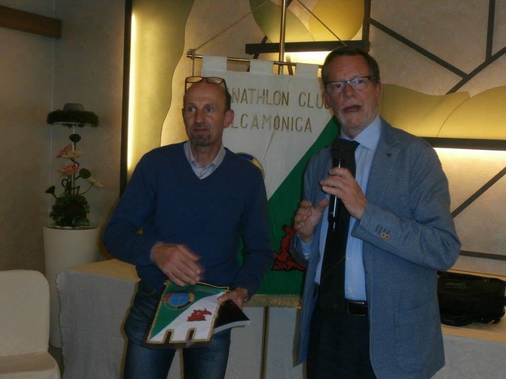 Walter bassi e Rob Gheza