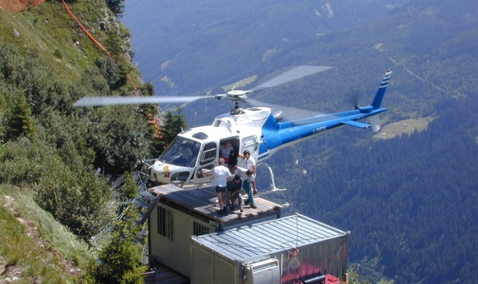 elicottori Bolzano