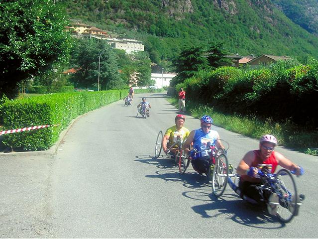 handbike disabili sport