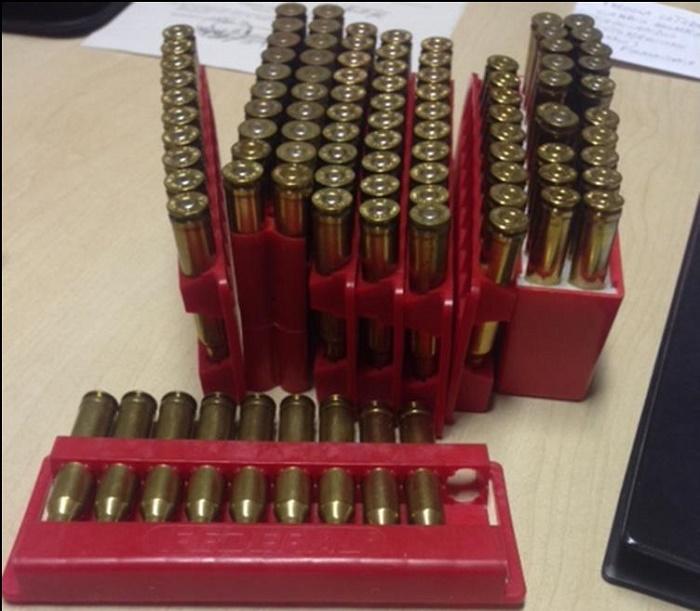 munizioni a Sondrio
