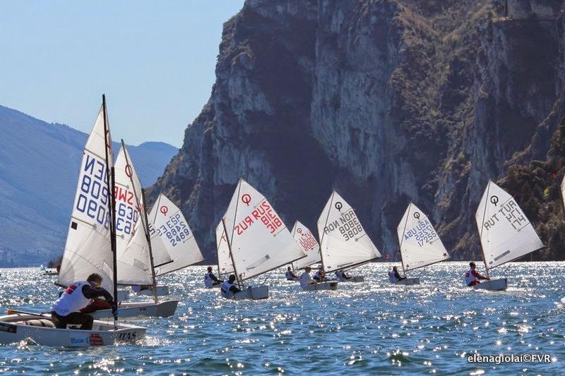 vela riva garda