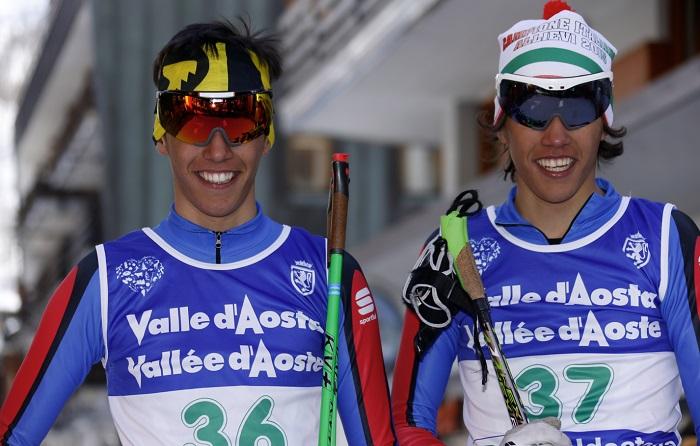 vincitori ski sprint Cervinia