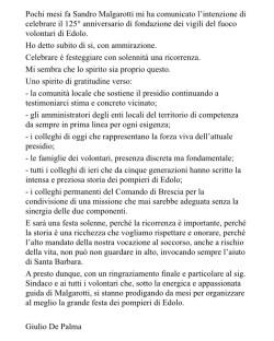 lettera a Edolo di Giulio di Palma1