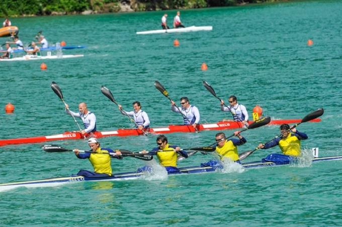 Canoe Auronzo 4