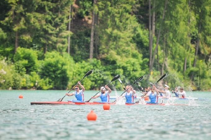Canoe Auronzo