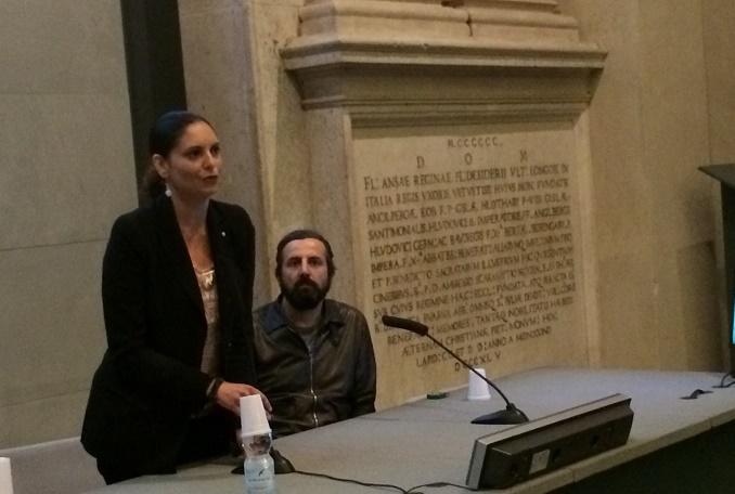 Cappellini e Omar Pedrini Brescia