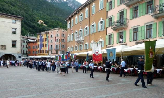 Cerimonia  a Riva - 28 giugno