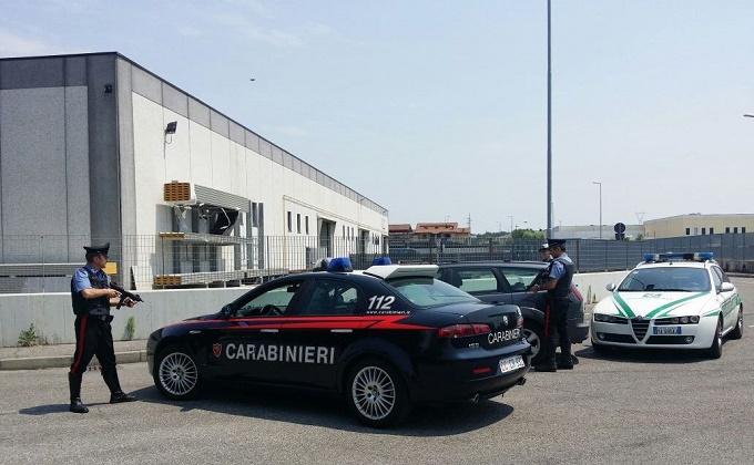 Desenzano carabinieri