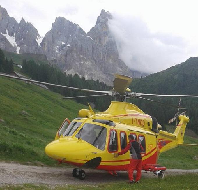 Elisoccorso Trentino 1
