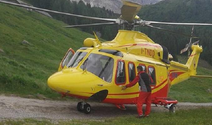 Elisoccorso Trentino 2