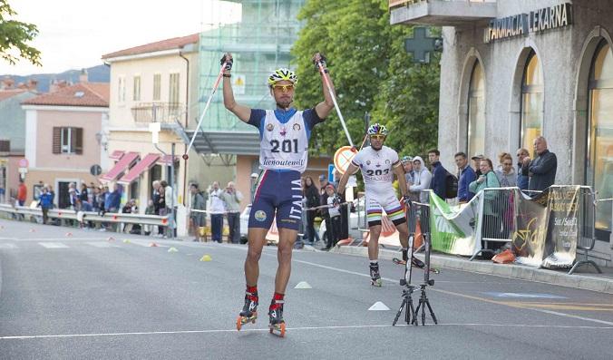 Finale skiroll Trieste 1