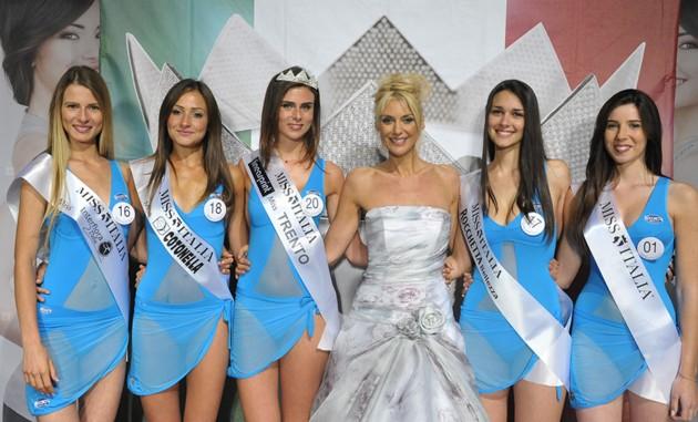 Miss trento 2015