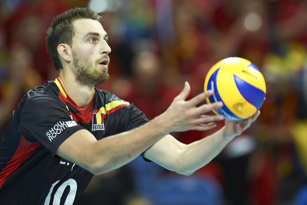 Belgium v USA: FIVB World Championships (G)