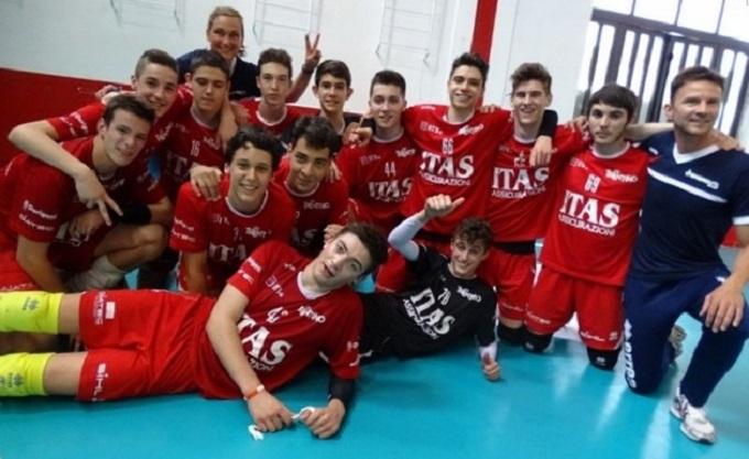 Trentino volley Under 15