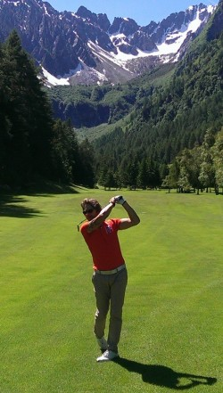 golf club Alessandro Lorati