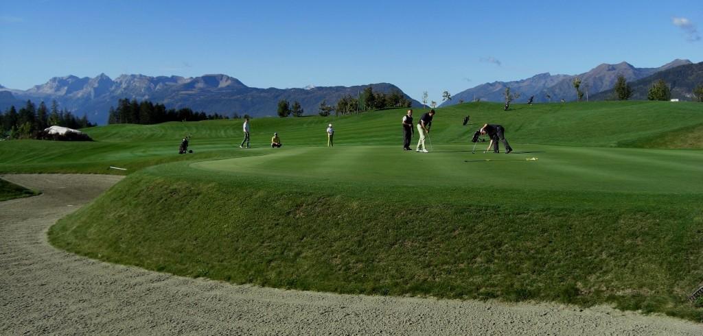 golf sarnonico trentino