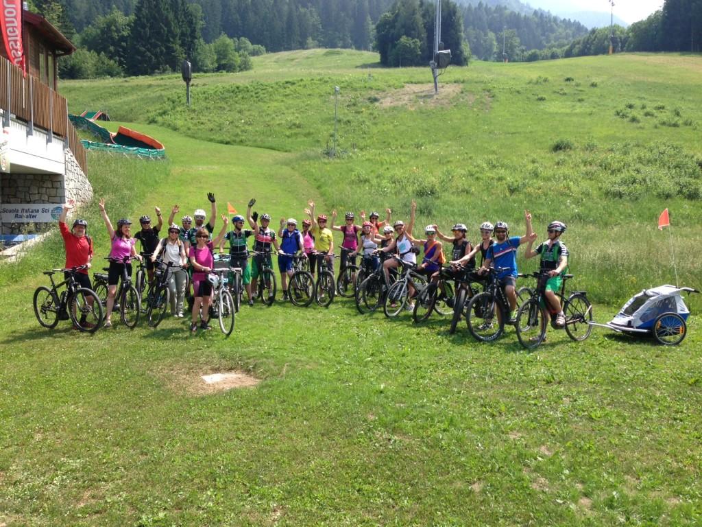 mountain bike campiglio rendena mtb