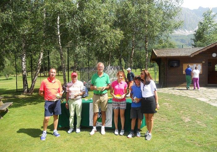 Amici Piero Golf Ponte di legno1