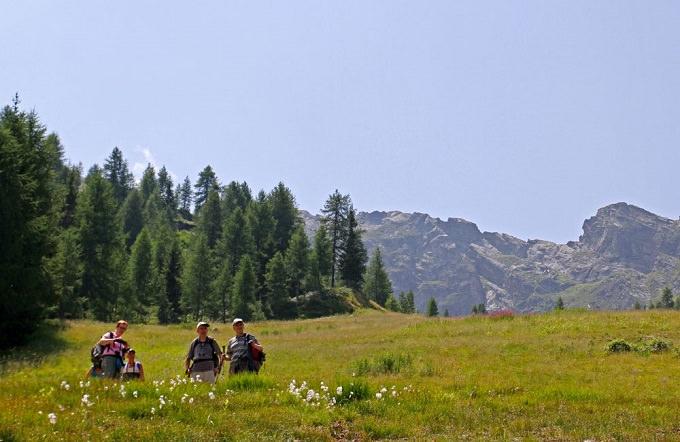Aprica - montagna - passeggiate 1