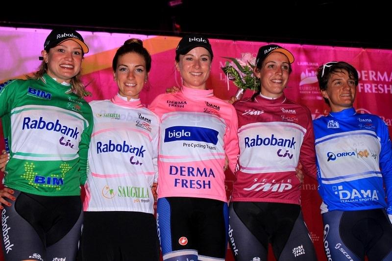 Giro rosa 1