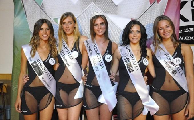 Miss Italia a Lana
