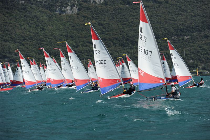 2010 Gul Topper World Championships, Lake Garda Italy