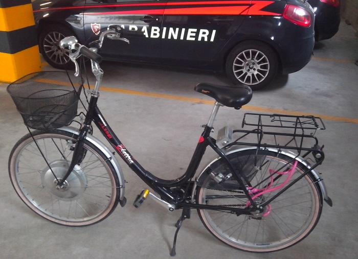 bici carabinieri 1