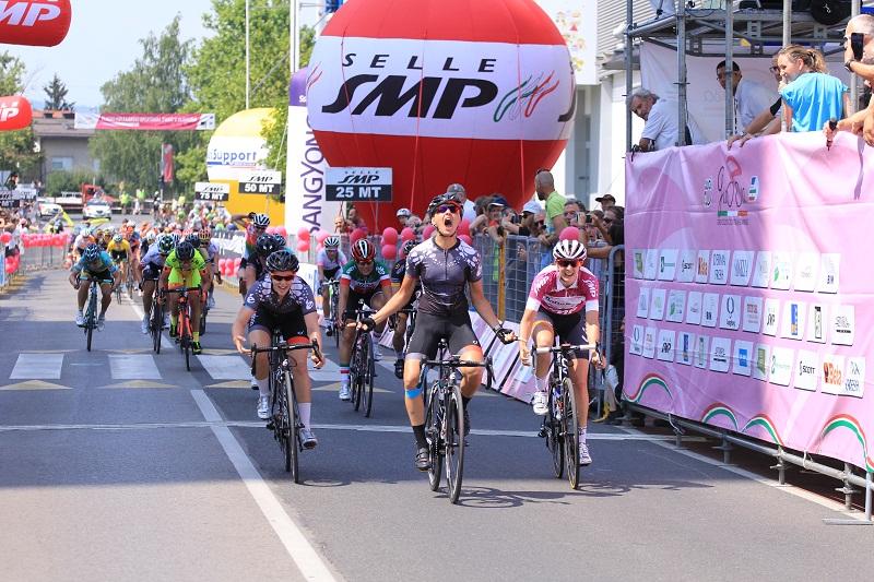 guarisc ciclismo giro rosa femminile
